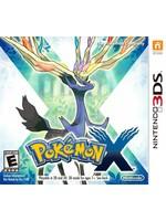 Pokemon X - 3DS PrePlayed