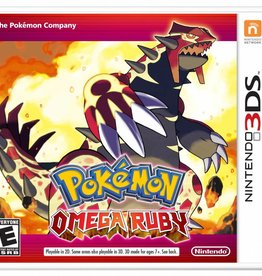 Pokemon Omega Ruby - 3DS NEW