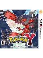 Pokemon Y - 3DS PrePlayed