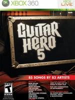 Guitar Hero 5 - XB360 NEW