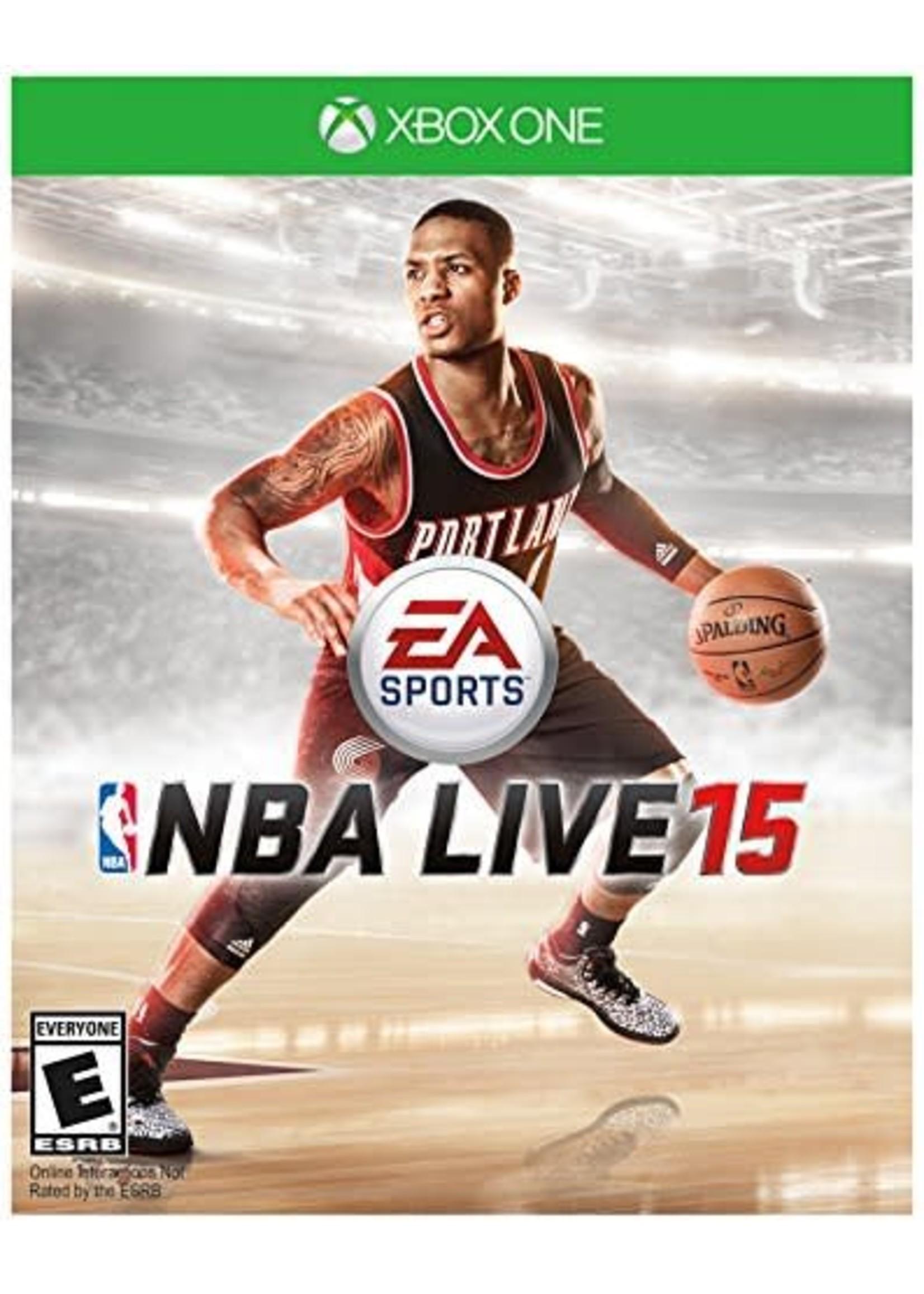 NBA Live 15 - XBOne NEW