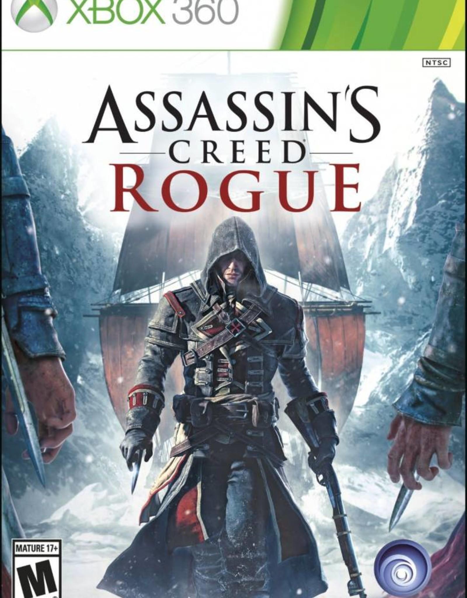Assassin's Creed Rogue - XB360 / XBOne NEW