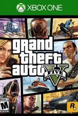GTA Grand Theft Auto 5 - XBOne NEW