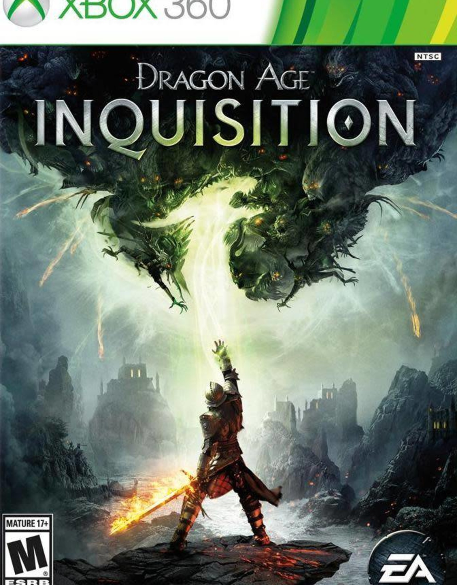 Dragon Age Inquisition - XB360 NEW