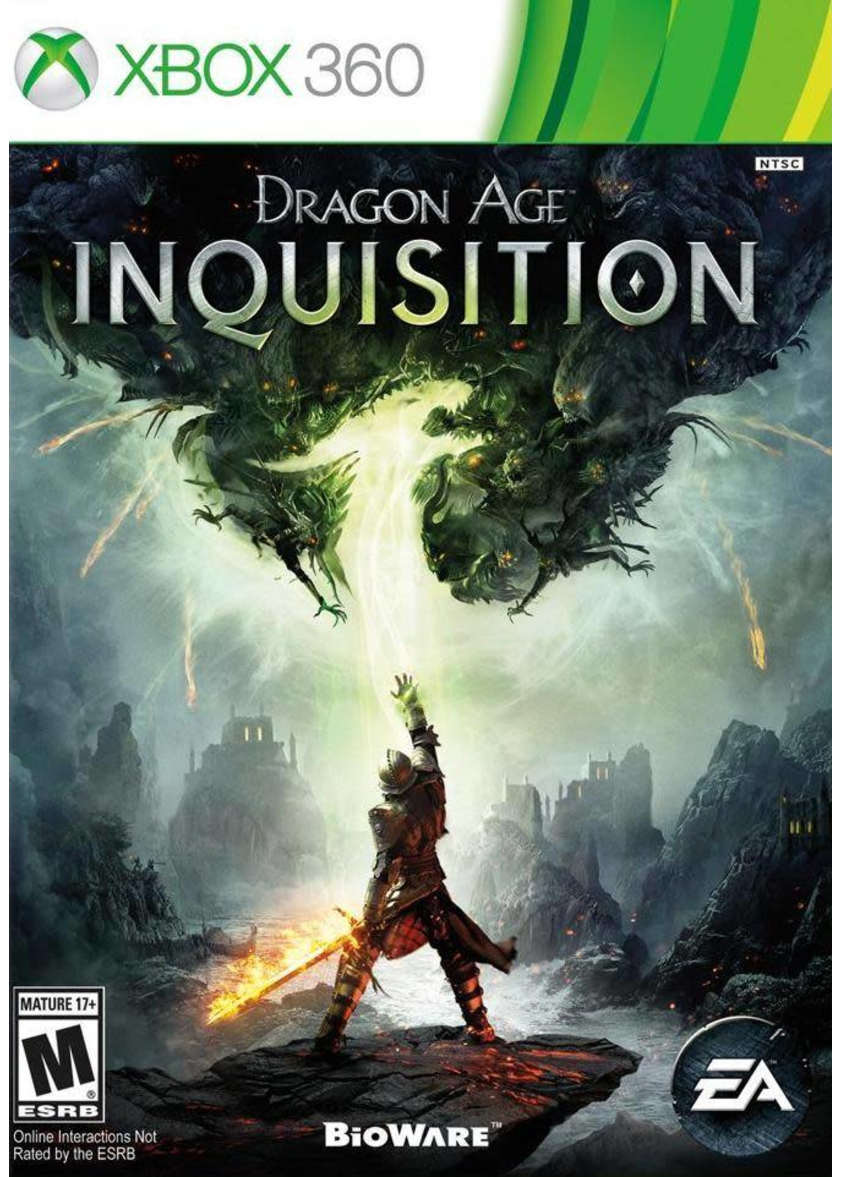 Dragon Age Inquisition - XB360 NEW