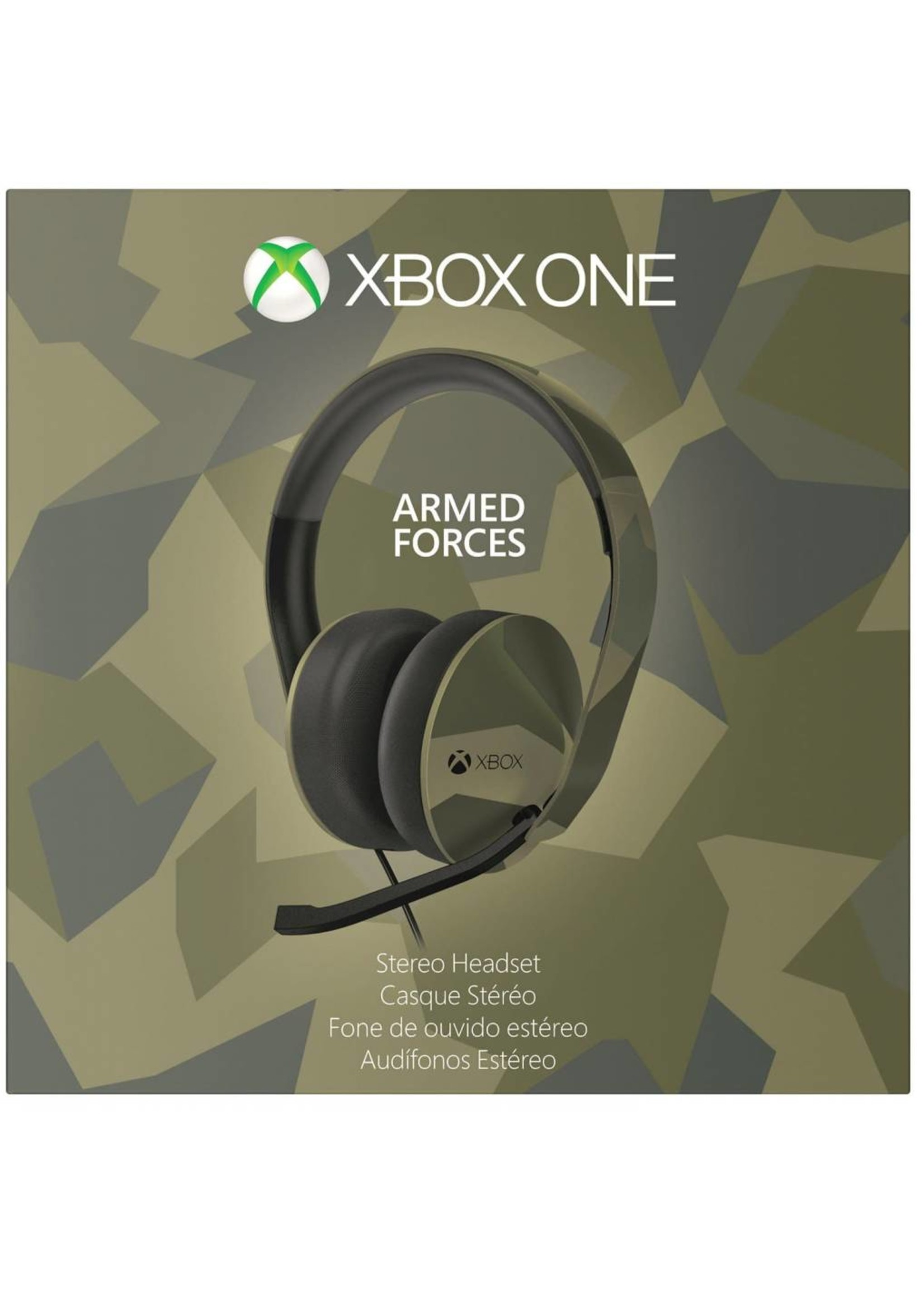 Microsoft Microsoft XBOne Headset + Adapter