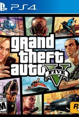 GTA Grand Theft Auto 5 - PS4 PrePlayed