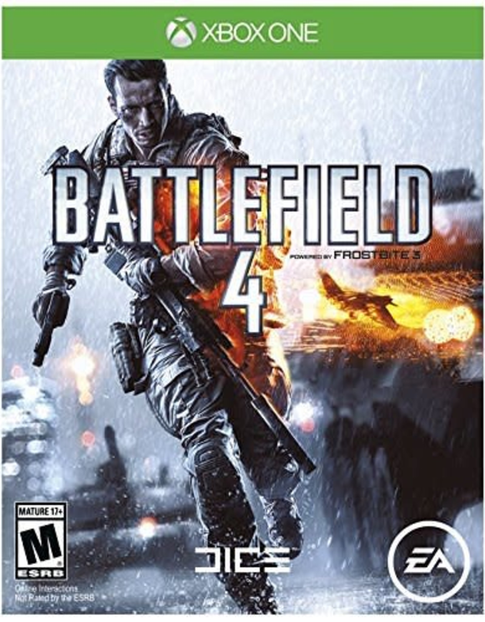 Battlefield 4 - XBOne PrePlayed