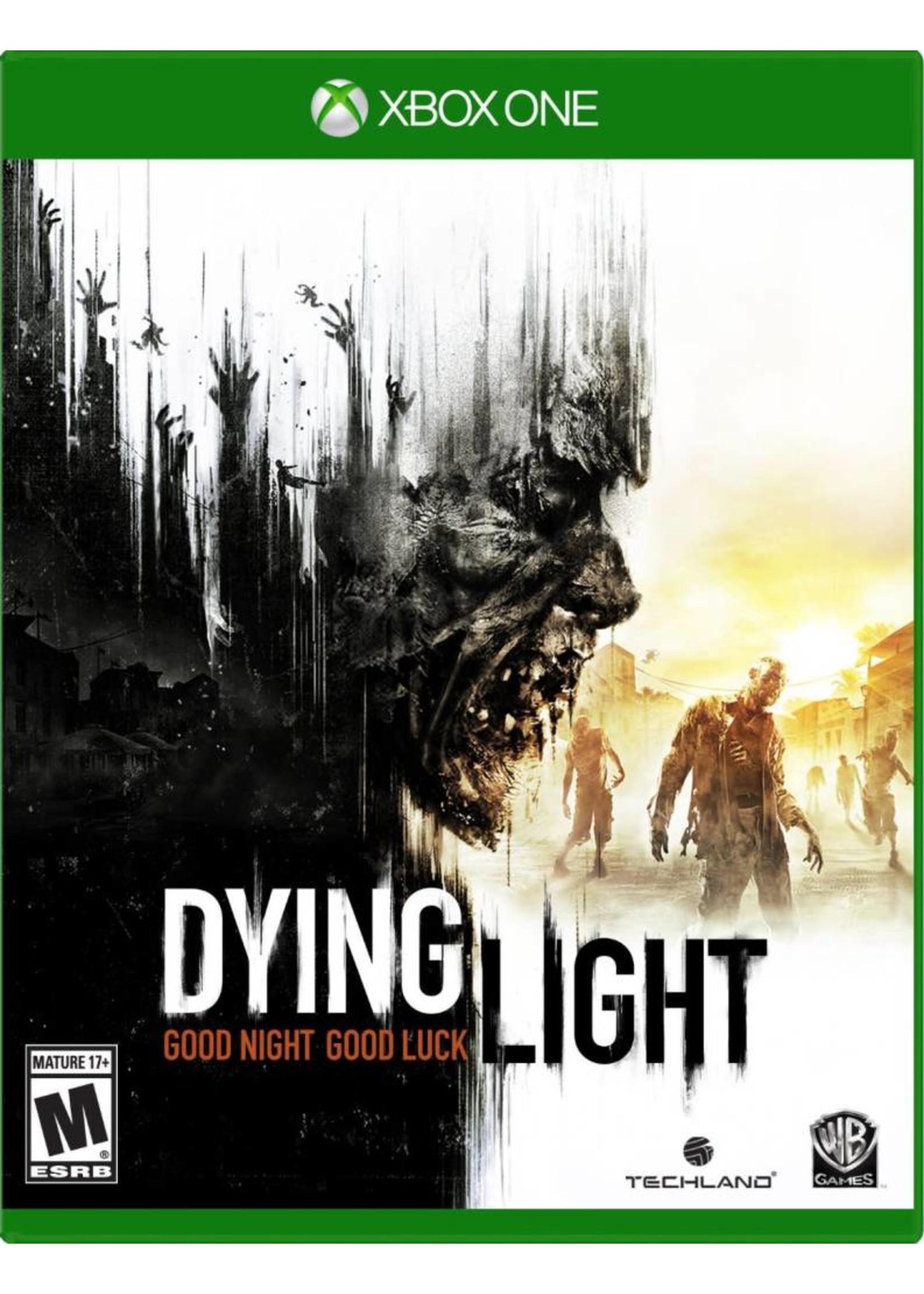 Dying Light - XBOne NEW
