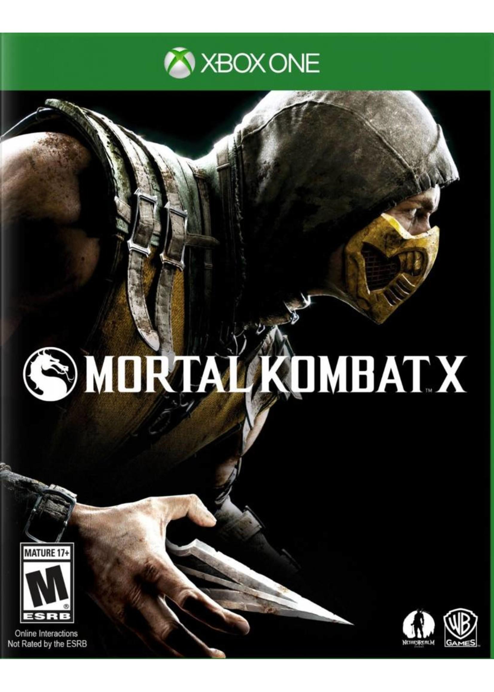 Mortal Kombat X - XBOne NEW