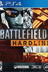 Battlefield: HARDLINE - PS4 NEW