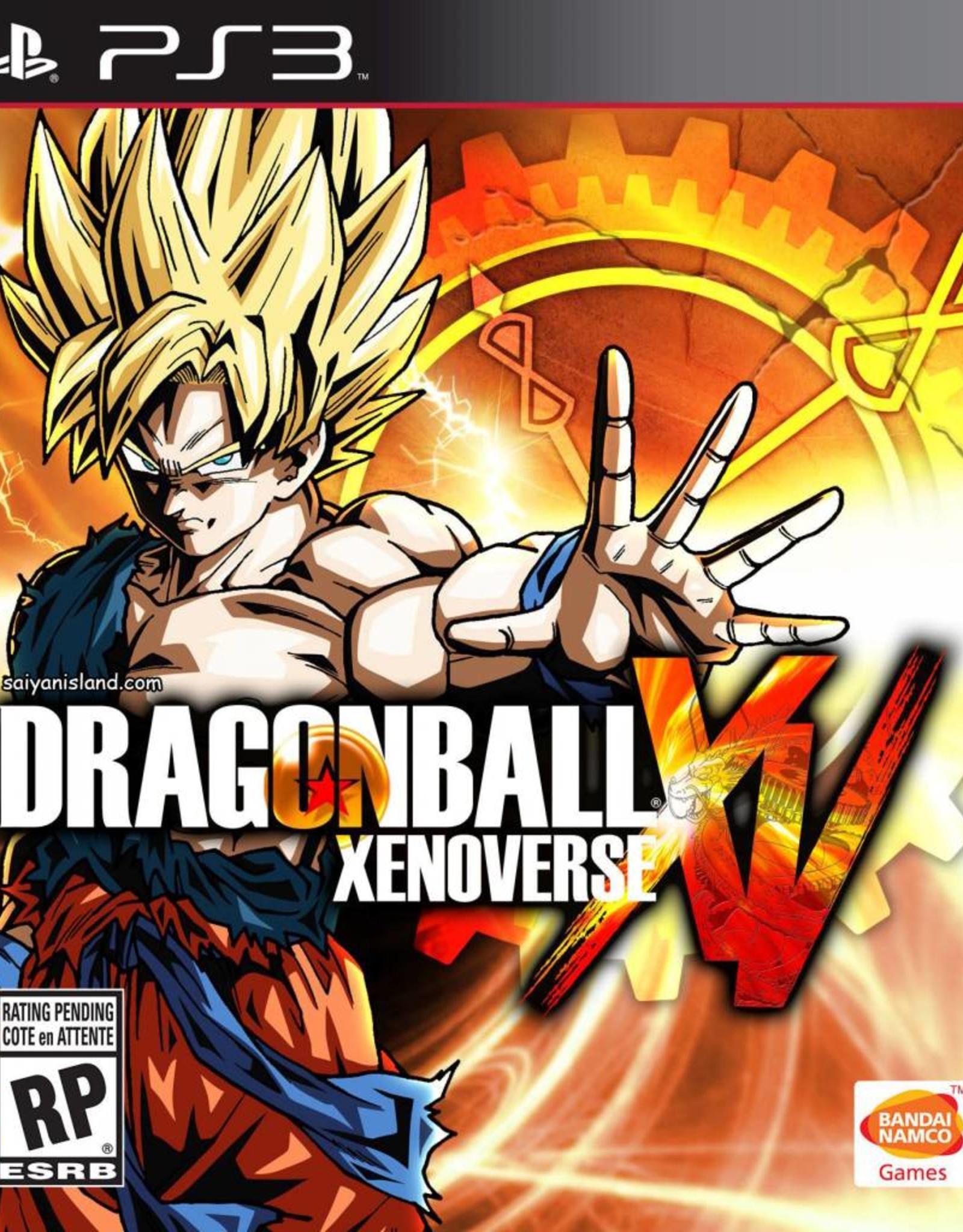 Dragon Ball Z: Xenoverse - PS3 PrePlayed