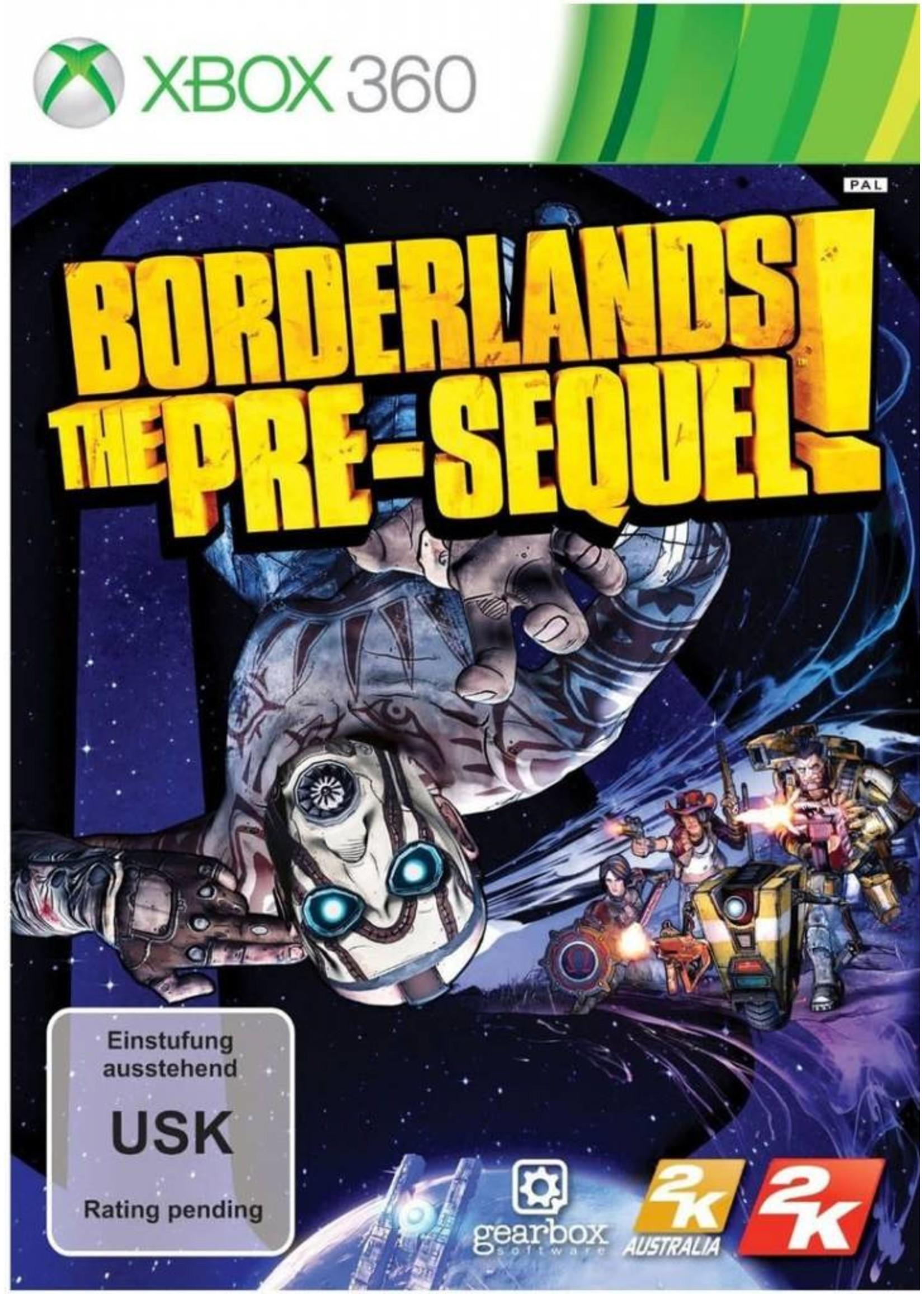 Borderlands: The Pre-Sequel - XB360 PrePlayed