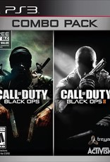 Call of Duty: Black Ops 1 + 2 Combo Pack - PS3 NEW