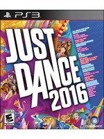 Just Dance 2016 - PS3 NEW