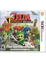 The Legend of Zelda: Triforce Heroes - 3DS NEW