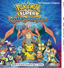 Pokemon Super Mystery Dungeon - 3DS NEW