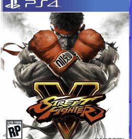 Street Fighter V - PS4 NEW