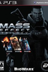 Mass Effect Trilogy - PS3 PrePlayed