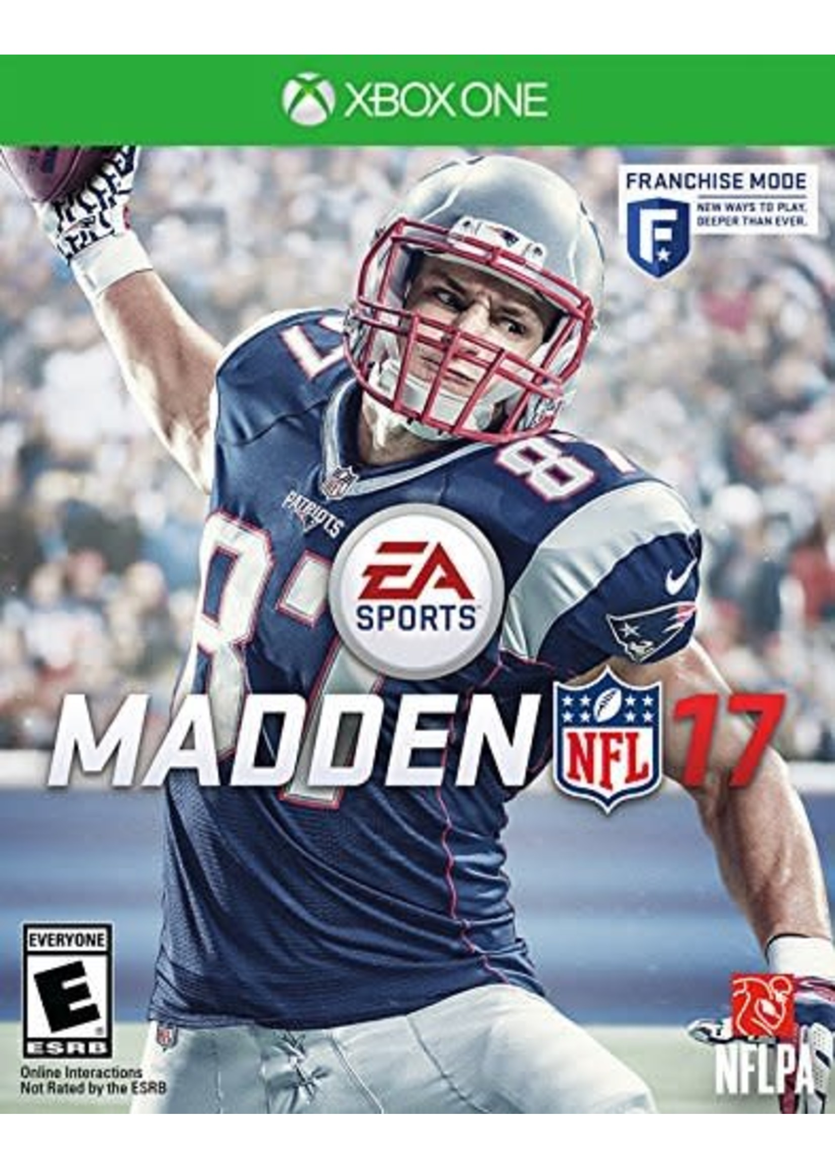 John Madden NFL 17 - XBOne NEW