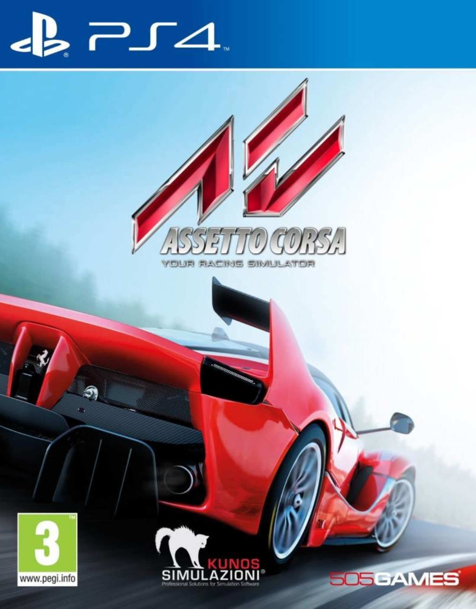 Assetto Corsa - PS4 NEW