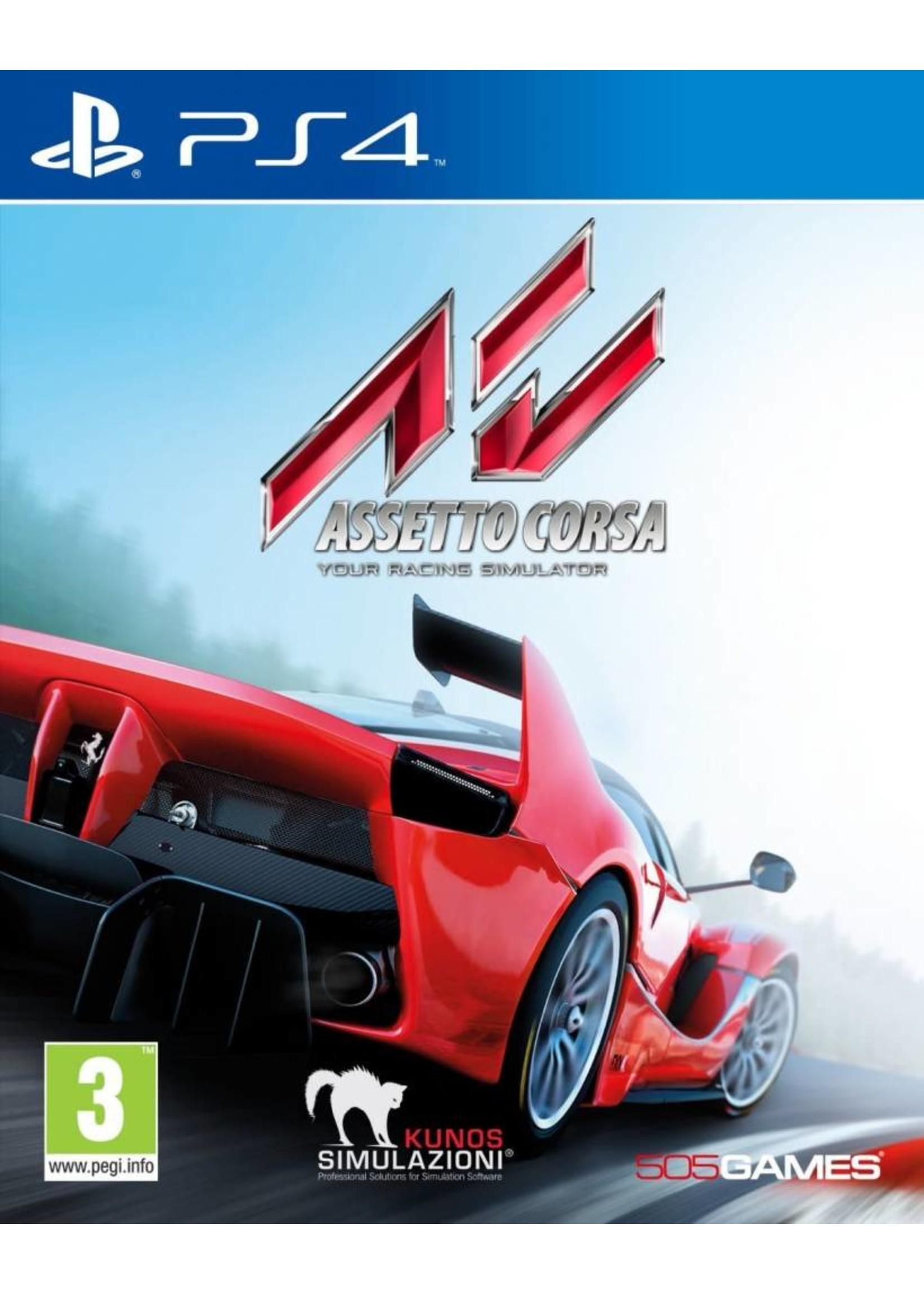 Assetto Corsa - PS4 NEW