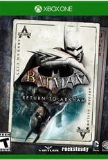 Batman: Return to Arkham - XBOne NEW