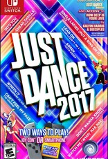 Just Dance 2017 - SWITCH NEW
