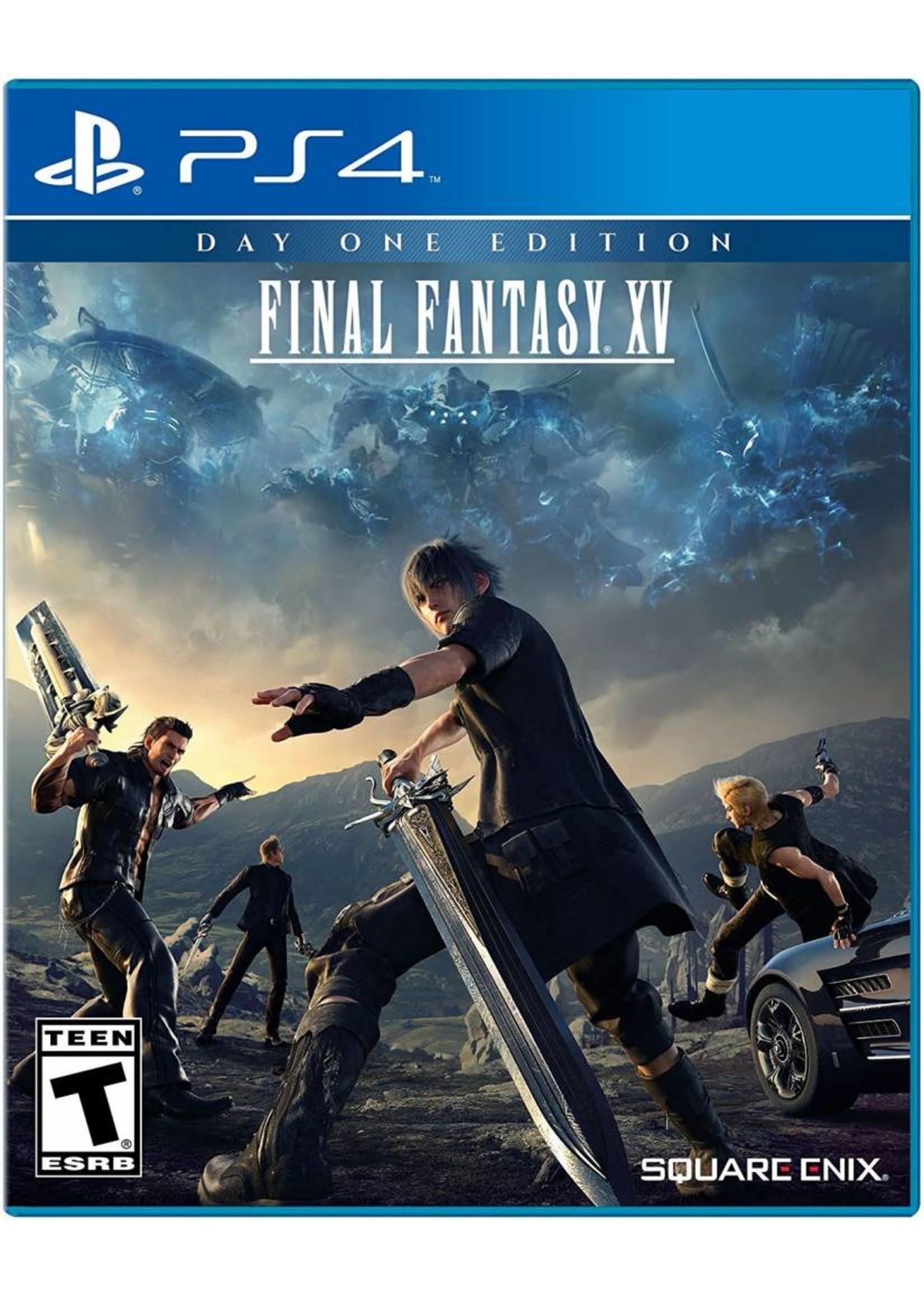 Final Fantasy 15 - PS4 PrePlayed