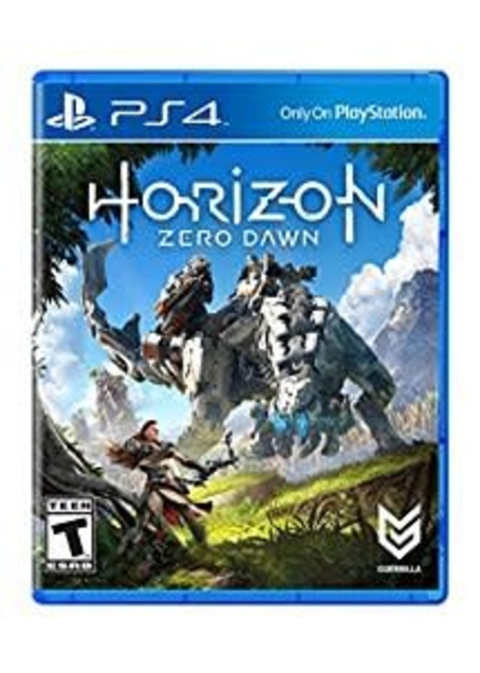 Horizon Zero Dawn - PS4 PrePlayed