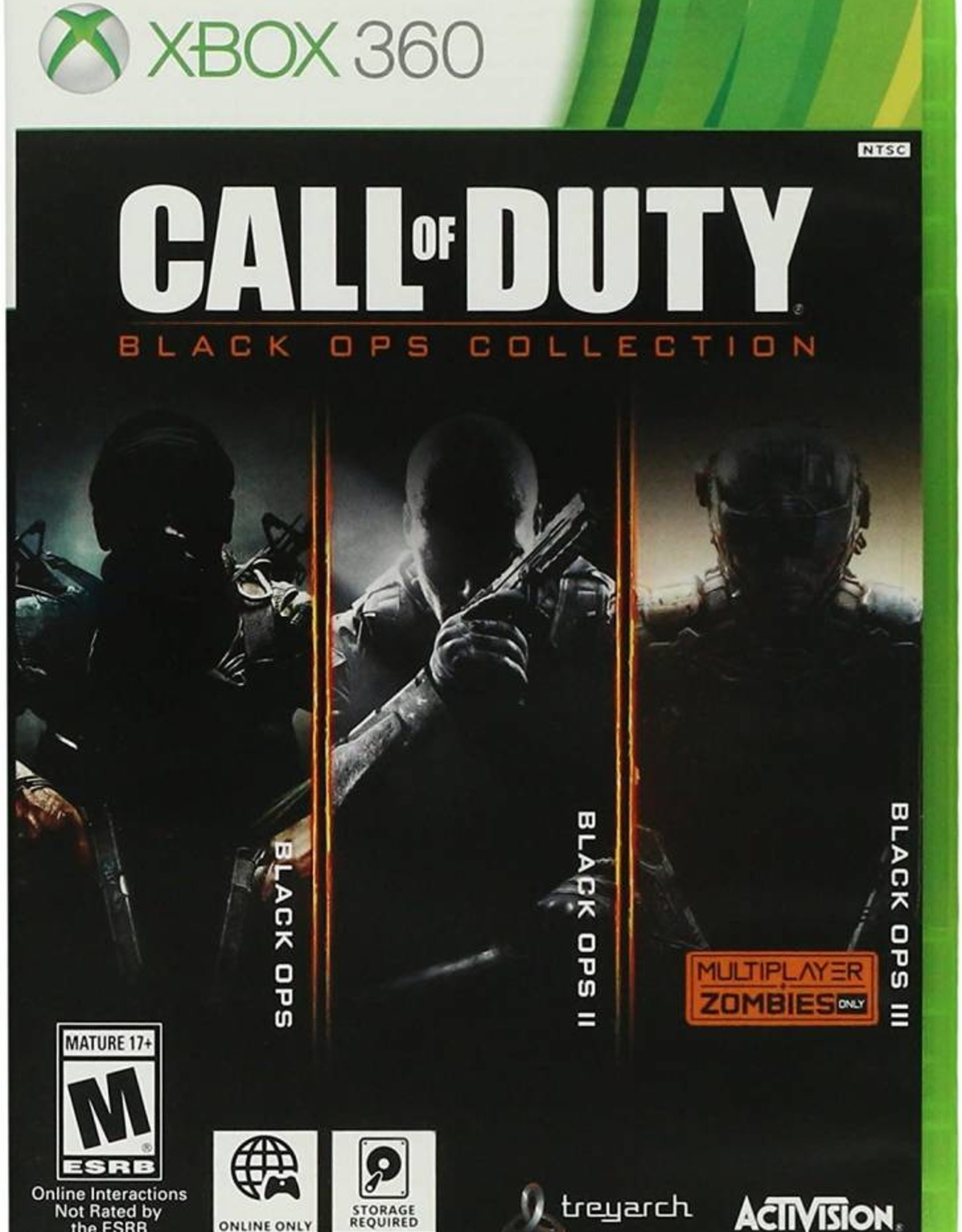 Call of Duty: Black Ops Collection - XB360 NEW