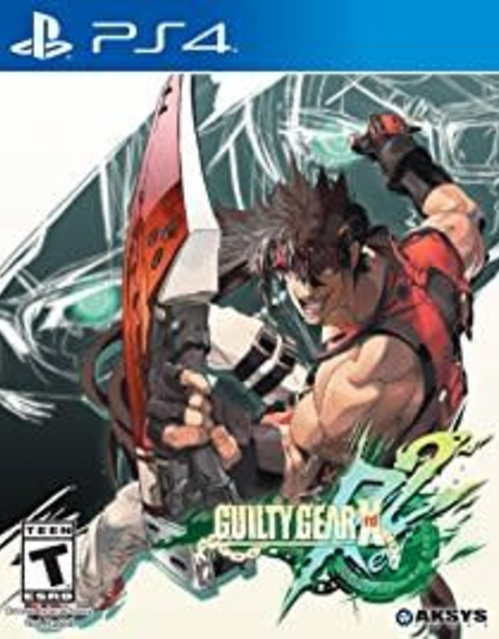 Guilty Gear XRD Rev 2 - PS4 NEW