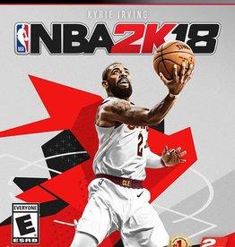 NBA 2K18 - PS3 NEW
