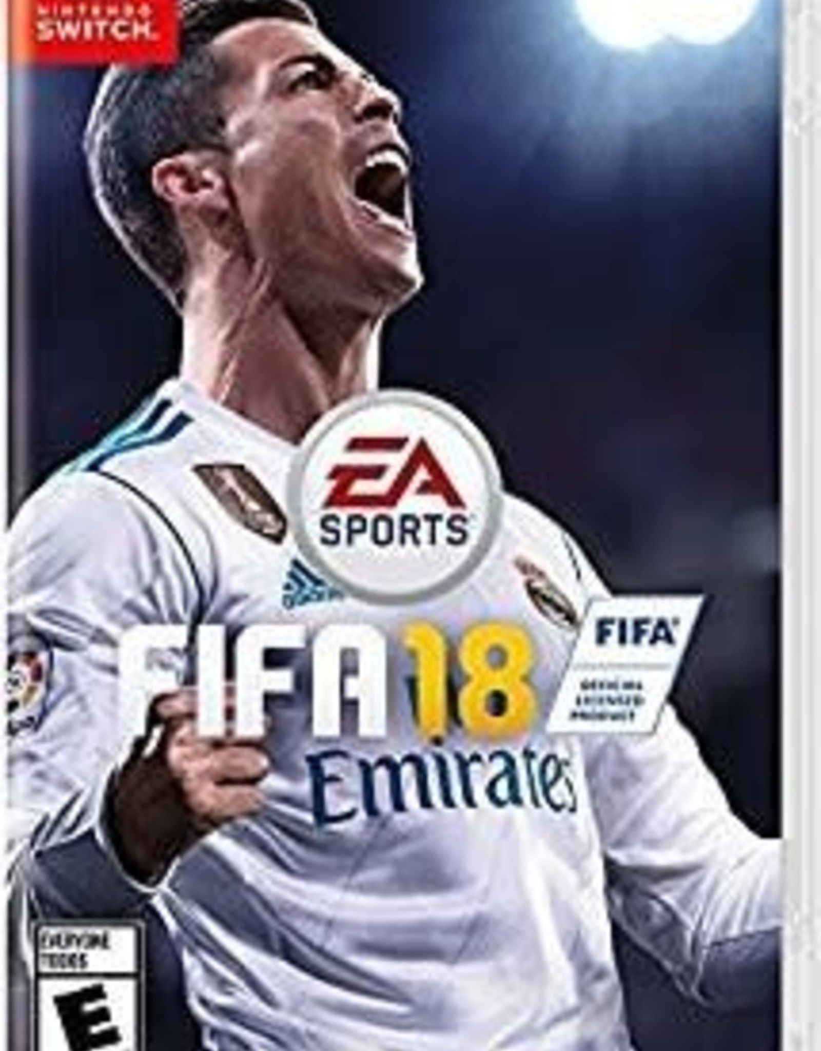 FIFA 18 - SWITCH NEW
