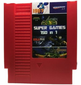 Super Games 150 in 1 NES