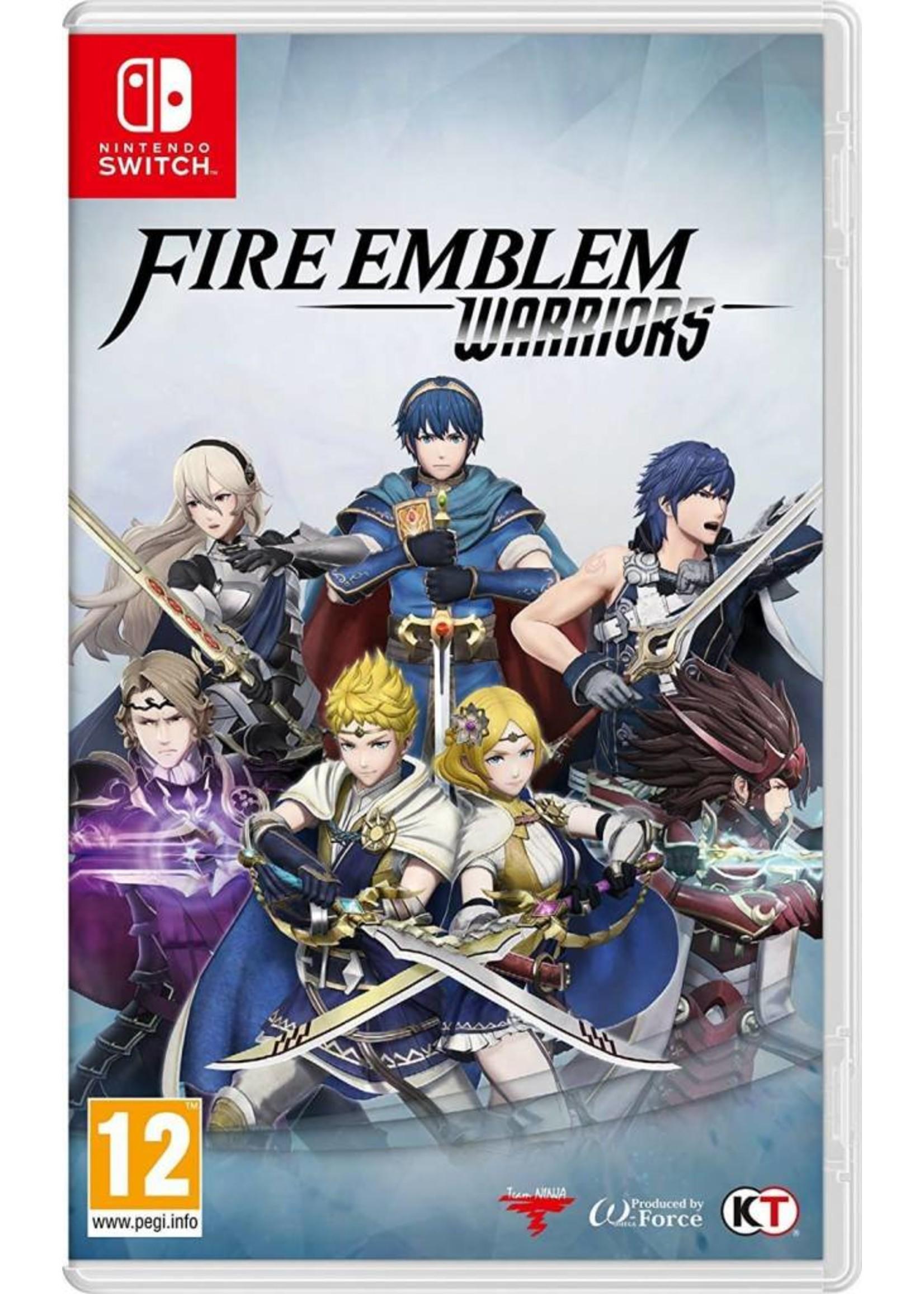 Fire Emblem: Warriors - SWITCH NEW