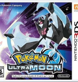 Pokemon ULTRA Moon - 3DS NEW