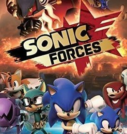 Sonic Forces - SWITCH NEW
