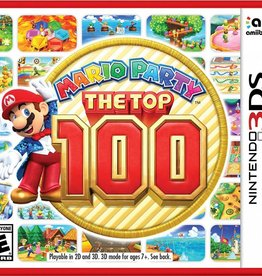 Mario Party TOP 100 - 3DS NEW