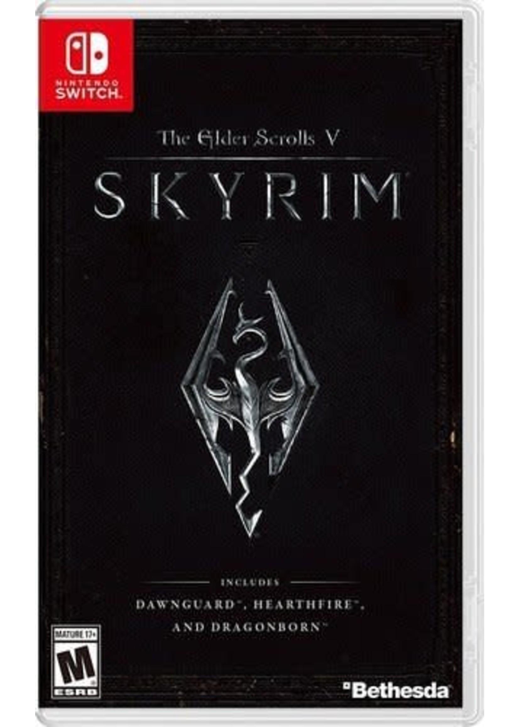 The Elder Scrolls 5: Skyrim - SWITCH NEW