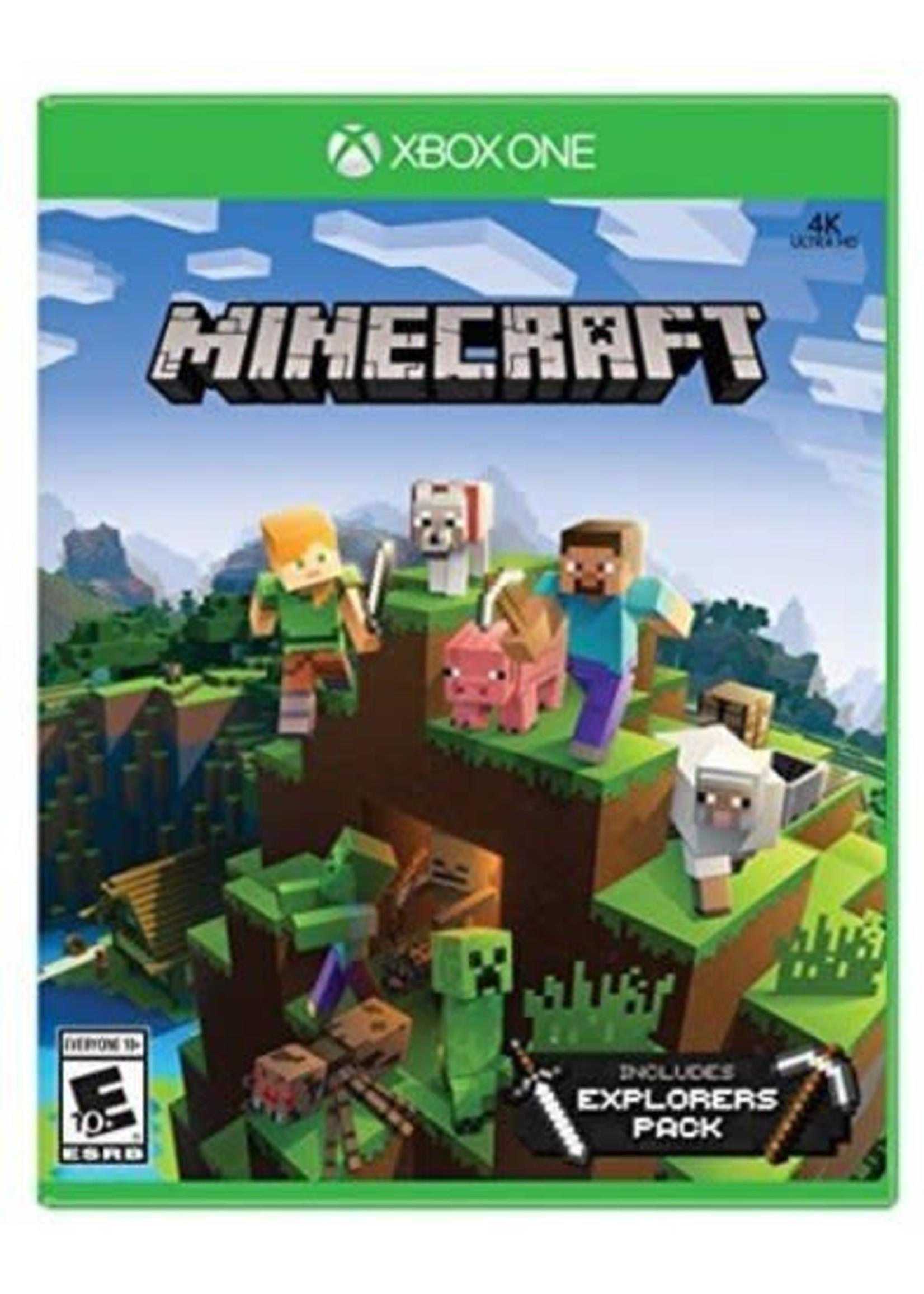 Minecraft Explorer's Pack - XBOne NEW