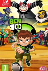 Ben 10 - SWITCH NEW