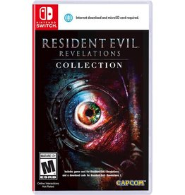 Resident Evil Collection - SWITCH NEW