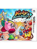 Kirby: Battle Royale - 3DS NEW
