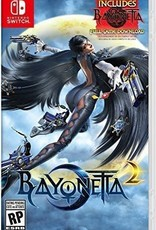Bayonetta 2 with Bayonetta - SWITCH NEW