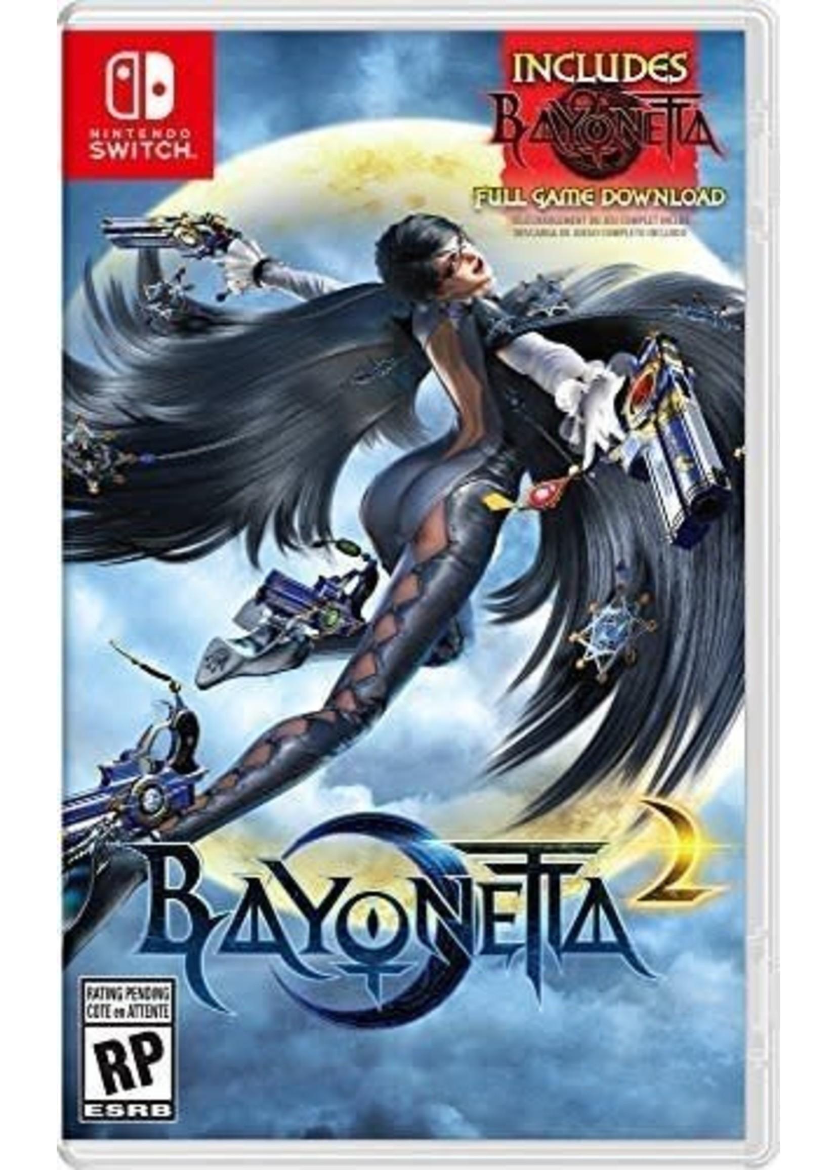 Bayonetta 2 with Bayonetta - SWITCH NEW