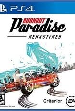 Burnout Paradise Remaster - PS4 NEW