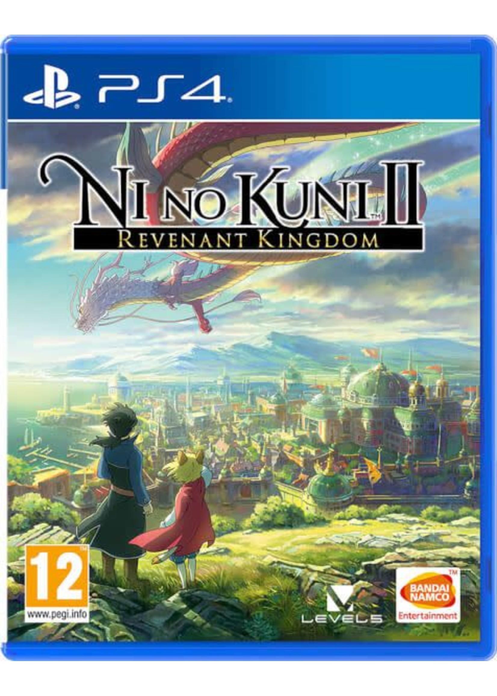 Ni No Kuni 2 Revenant King - PS4 NEW