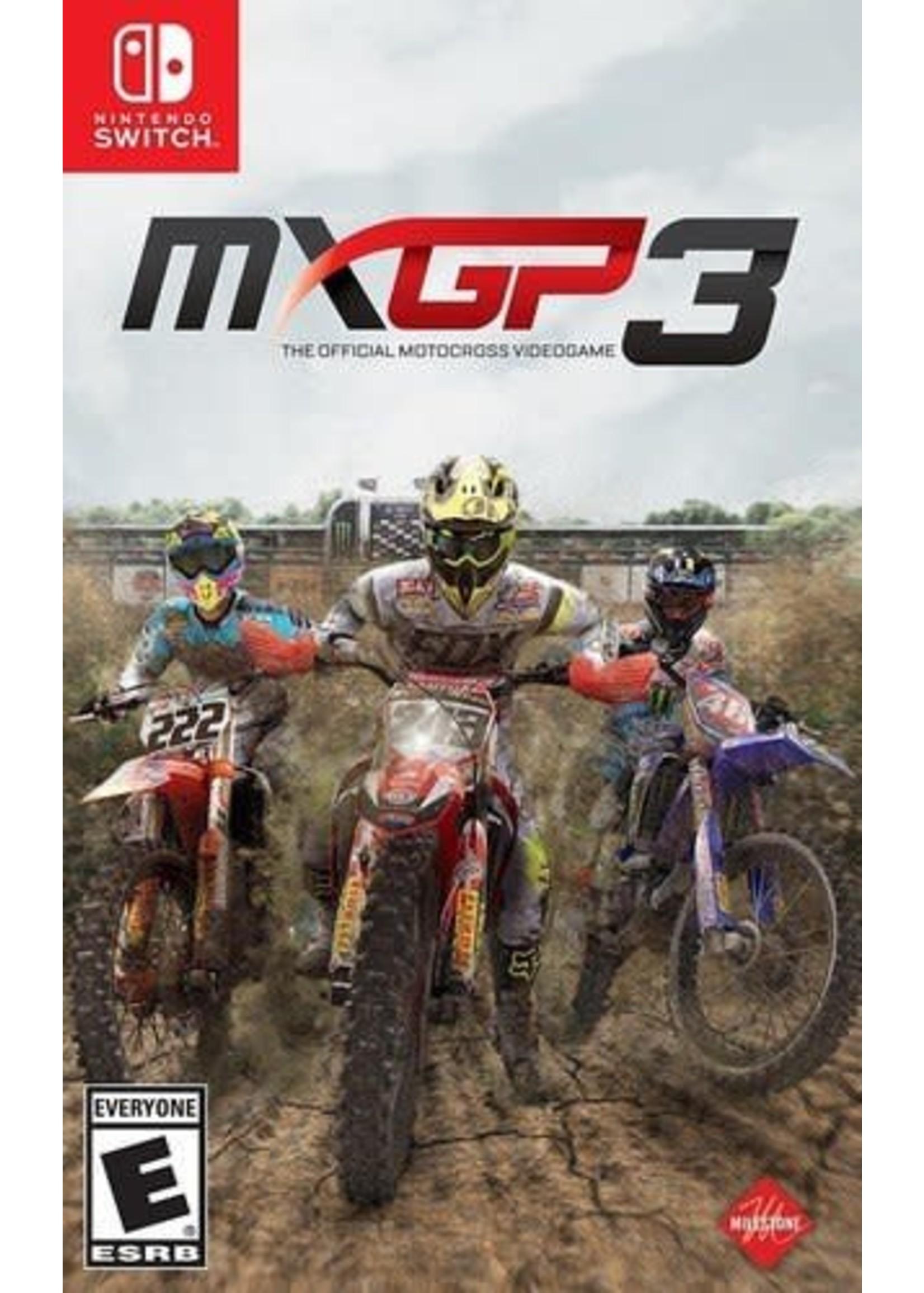 MX GP 3 - SWITCH NEW