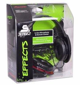 Pioneer Headphones w/Mic